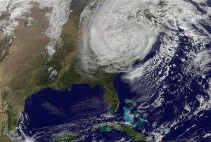 AEHQ: Presidential Campaigns After Sandy