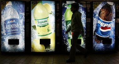 getting into vending machine business