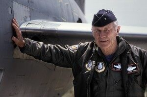(AUDIO) 65 Years Later: General Chuck Yeager Discusses Breaking The Sound Barrier With Tom Sullivan