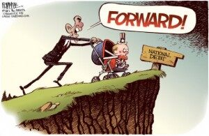 Tom: Why @barackObama Will Bring Us Over The Fiscal Cliff (AUDIO)