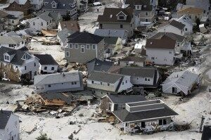Aftermath of Monster Storm Sandy [VIDEO]