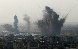 Fighting Continues in Israel, Gaza [VIDEO]
