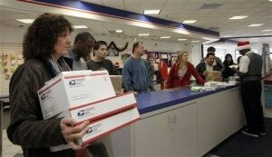Postal Service Testing Out Same-Day .Com Shipping