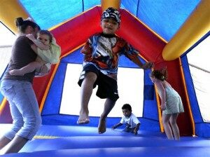 Bounce House Injuries Soar