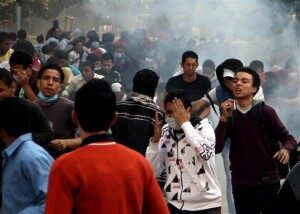 Protests In Egypt Over Morsi's Power Grab [VIDEO] MP3