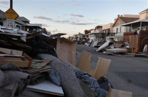 Frustrations Grow In Sandy's Aftermath [VIDEO]