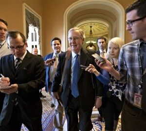 Congress: No Fiscal Cliff Votes Over the Weekend