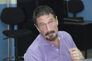 McAfee Founder Arrested In Guatemala