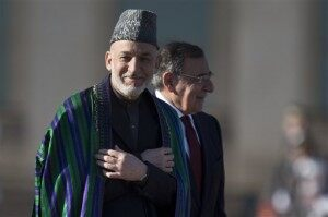 Obama, Karzai To Hold Talks On Afghanistan's Future