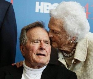 George H.W. Bush Could Soon Leave Hospital