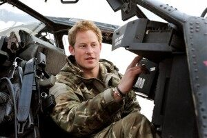 Britain's Prince Harry Speaks Out On Afghanistan