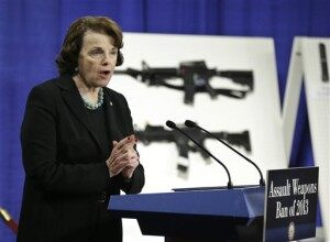 Feinstein Confident Gun Control Can Pass