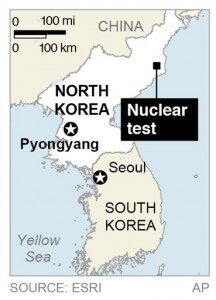 NKOREA NUCLEAR