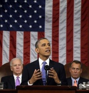Obama Calls for Bipartisan Solutions in State of the Union [VIDEO]