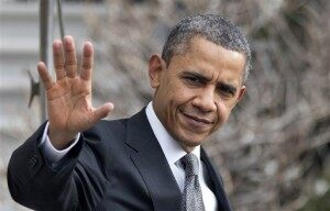 Obama Pushes Cyber Security