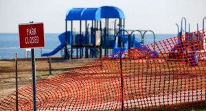 Hurricane Sandy - Playgrounds