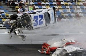 Daytona 500 Races After Fans Injured in Saturday Crash