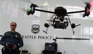 Seattle Police Drones