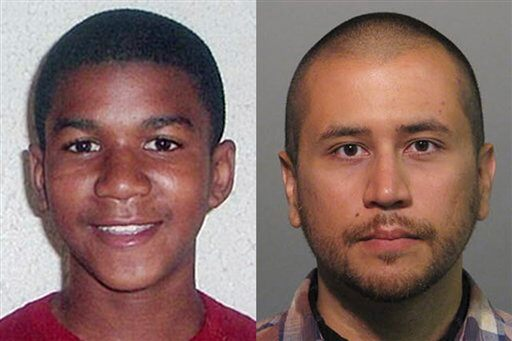 Trayvon Martin, George Zimmerman
