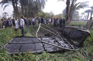 Hot Air Balloon Explosion Kills At Least 19 In Egypt