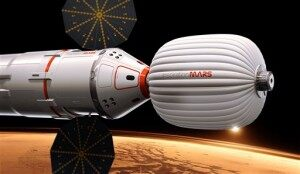 Manned Mars Fly-By Planned