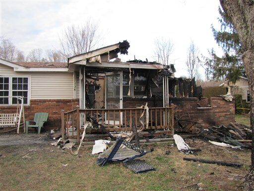 Kentucky Fatal Fire