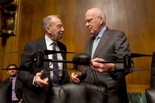 Charles Grassley, Patrick Leahy