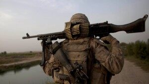 Securing America: Marine Rapid Reaction Forces