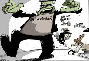 SEQUESTER
