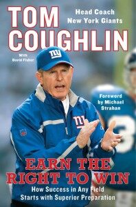 Tom Coughlin book