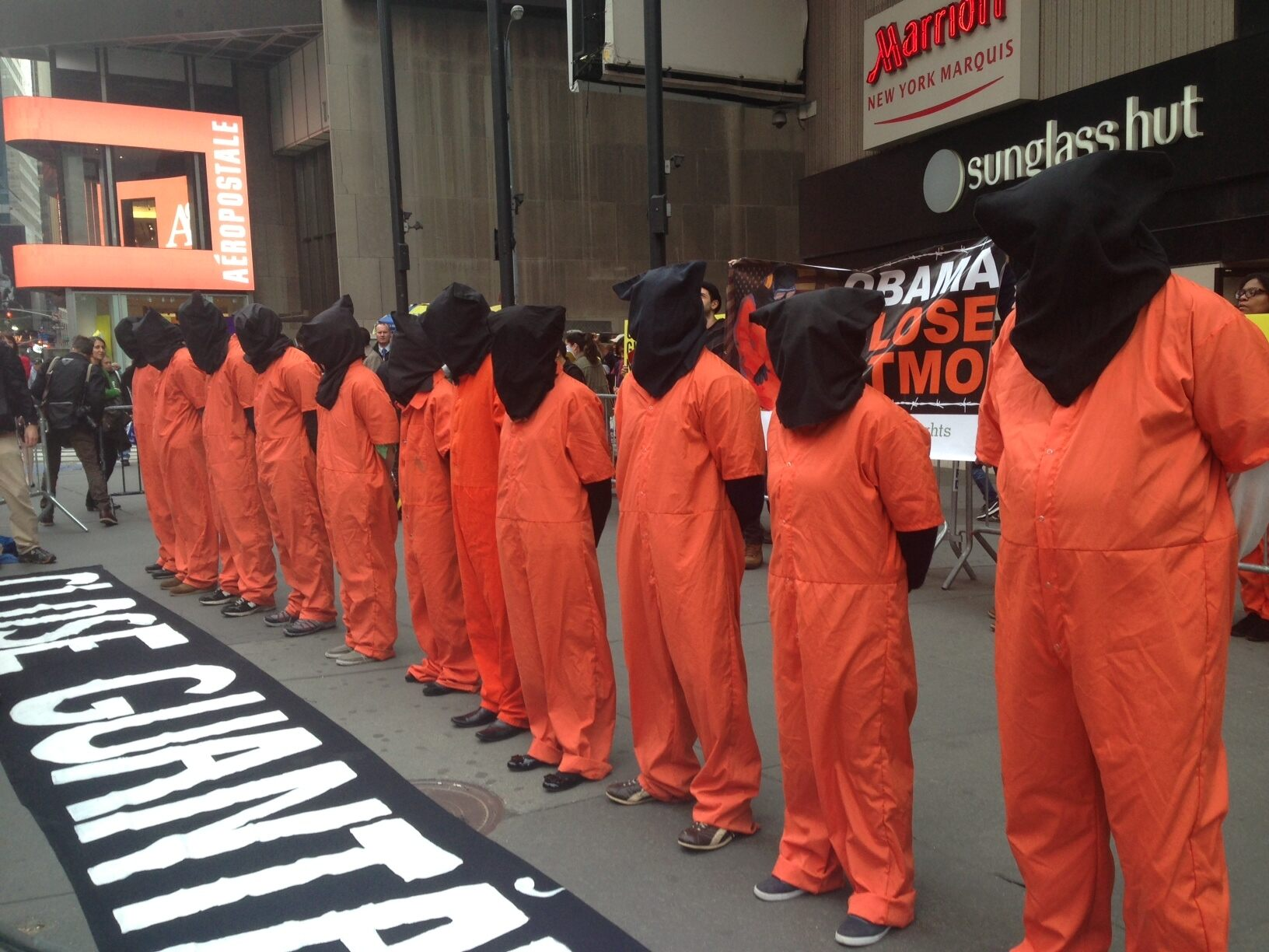 Guantanamo Protests