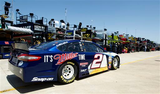 NASCAR Texas Auto Racing