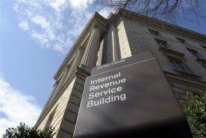 IRS – Email Snooping?
