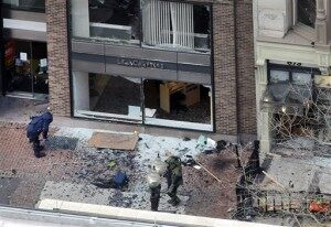 Deadly Explosions at Boston Marathon [VIDEO]