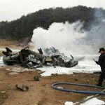 U.S. Helicopter Crash Near North Korea