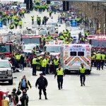 Boston Bombing Reaction [VIDEO]