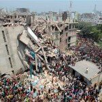 Nearly 100 Killed in Bangladesh Factory Collapse