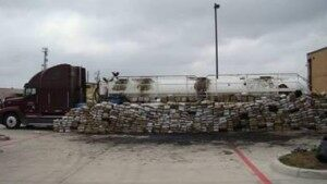 TX Cops Find Nearly 4 Tons of Pot in Truck