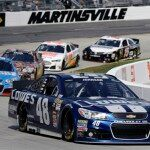 NASCAR: Johnson Wins 8th at Martinsville