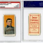 Record $2.1 Million Paid in Baseball Card Auction