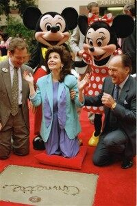 Annette Funicello, Glen Holt, Jeff Hofman