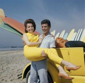 Frankie Avalon, Annette Funicello