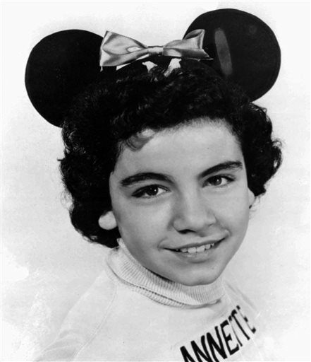 Former Mouseketeer Annette Funicello Dies [VIDEO ...
