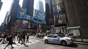 Boston Marathon Bombing Suspects Targeted NYC's Times Square