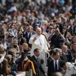 Pope Francis Holds First General Audience