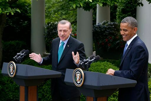 Barack Obama, Recep Tayyip Erdogan