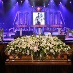 George Jones Remembered at Opry Funeral