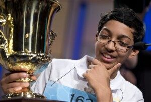 National Spelling Bee Champion
