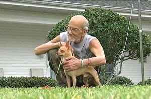 Dying Man Reunited With Lost Dog MP3