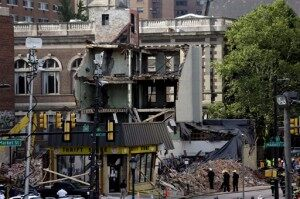 Philadelphia Building Collapse Inspector Kills Self MP3